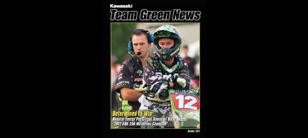 Team Green News - October 2012‏